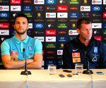 AUSTRALIA SYDNEY FOOTBALL FRIENDLY MATCH PRESS CONFERENCE