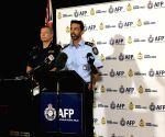AUSTRALIA SYDNEY MDMA PRESS CONFERENCE