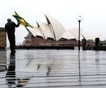 AUSTRALIA SYDNEY WEATHER STORM