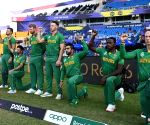 T20 World Cup: Cricket South Africa directs players to collectively 'take the knee'