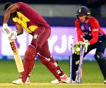 T20 World Cup: England bowl out West Indies for 55