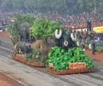 Republic Day Parade 2018 - Karnataka