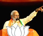 Mamata 'sticker didi', hijacked central schemes: Modi