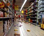 CHINA HUALIEN EARTHQUAKE
