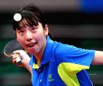 CHINA SHANXI TAIYUAN 2ND YOUTH GAMES TABLE TENNIS