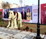 Taj city all set to welcome Trump