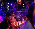 Free Photo: Sara Ali Khan celebrates Diwali with Saif, Kareena