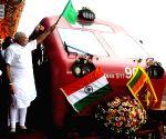Talaimannar (Sri Lanka):  Modi inaugurates Talaimannar Pier Railway Station