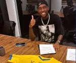 Talisca joins Saudi side Al Nassr from Guangzhou FC