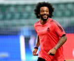 Marcelo dodges question on return of ex-coach Mourinho