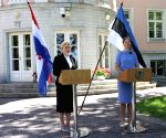 ESTONIA TALLINN CROATIA COOPERATION