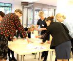 ESTONIA-TALLINN-EU PARLIAMENT ELECTIONS