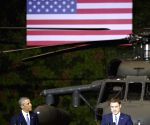 U.S. President Barack Obama's visit in Estonia