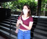 : Mumbai: Tamanna Bhatia Spotted at Airport