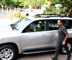 Jayalalithaa meets TN Governor