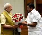 Tamil Nadu CM calls on PM Modi