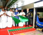 Two underground stretches of Chennai Metro opened
