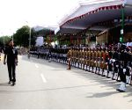 Independence Day celebrations - J Jayalalithaa