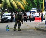 INDONESIA-TANGERANG-ATTACK AGAINST POLICE