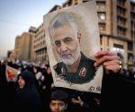 Targeted killing of Iran's Soleimani unlawful: UN report