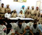 Tarn Taran: 15 miscreants arrested in Punjab
