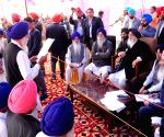 Tarn Taran: Sangat Darshan programme - Punjab CM