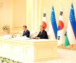 UZBEKISTAN TASHKENT SOUTH KOREA TALKS