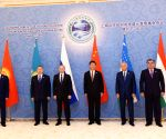 UZBEKISTAN CHINA XI JINPING SCO MEETING