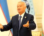 UZBEKISTAN TASHKENT SCO PRESS CONFERENCE