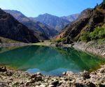 UZBEKISTAN TASHKENT URUNGACH LAKE