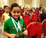 Tripura girl wins gold in Asian School Chess Championship