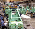 Tata, Boeing Hyd plant delivers 100th Apache chopper fuselage