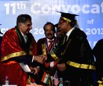 Ratan Tata during convocation of a Chennai college