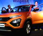 Tata Harrier SUV launch