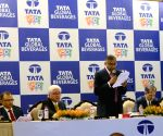 Annual General Meeting of TATA Global Beverages - Natarajan Chandrasekaran