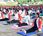 India, Chinese Army participate in yoga sessions along LAC