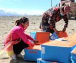 CHINA XINJIANG TAXKORGAN EARTHQUAKE RELIEF