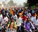 TDP's 'Save Amaravati' bike rally