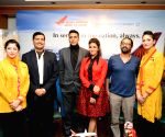 "Team ""Airlift"" at AIR India office"
