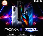 TECNO's POVA 2 first sale