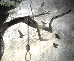 Teen found hanging from tree under mysterious circumstances