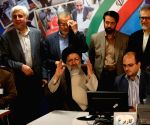 IRAN-TEHRAN-PRESIDENTIAL ELECTION REGISTRY-EBRAHIM RAISI