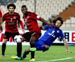 Esteghlal v/s Al-Rayyan during AFC Champions League Group A preliminary match in Tehran
