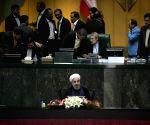 IRAN TEHRAN ROUHANI CABINET