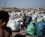 IRAN TEHRAN RECYCLING WORKSHOP