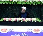 IRAN TERAHN ROUHANI PRESIDENT INAUGURATION CEREMONY