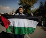 Iranians mark Quds Day in support of Palestinians