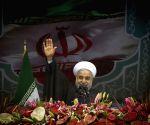 IRAN TEHRAN REVOLUTION ANNIVERSARY