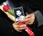 IRAN TEHRAN ISLAMIC REVOLUTION CEMETERY