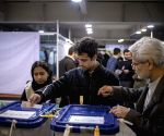 Hardliners set to win Iran parliamentary elections